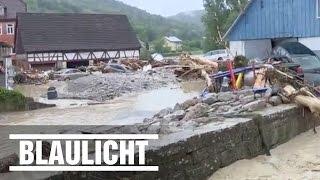 Vier Tote Bei Heftigem Unwetter - Dramatische Bilder Aus Braunsbach