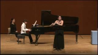 C. P. E. Bach, Sonata in G Major Wq 86