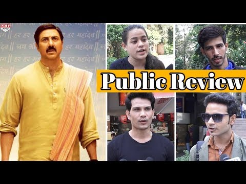 Mohalla Assi Movie Public Review | Sunny Deol |Sakshi Tanwar thumbnail