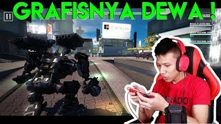 Grafisnya Setara Game PC ?, Game Android Terbaru 2019 - METALBORNE Gameplay Indonesia