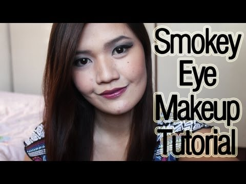 Smokey Eye Makeup Tutorial for Hooded Lids | makeupbykarlamisa