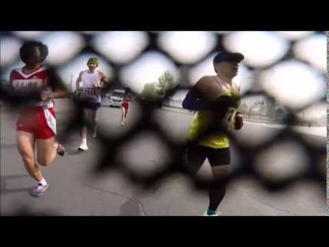 Pyongyang marathon (Gopro Belt)
