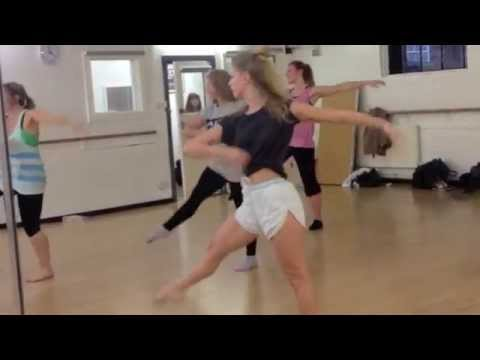 I see fire-  contemporary combo pineapple dance studios mandy montanez