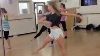 """I see fire""- contemporary combo pineapple dance studios mandy montanez"