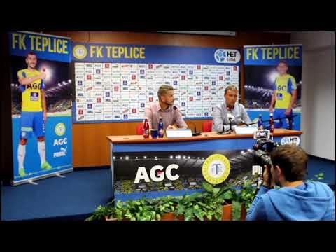 Tisková konference jabloneckého trenéra (13.8.2017)