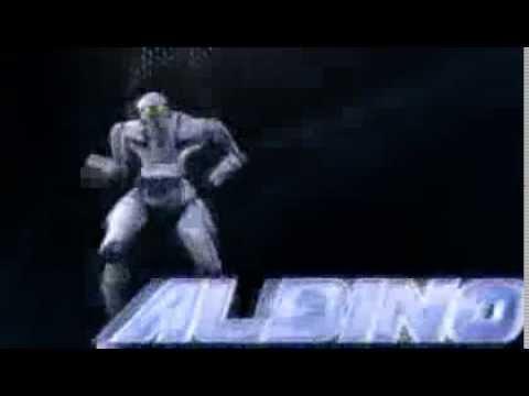 Albino Real Real Steel Albino The Great