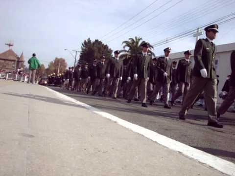 Desfile 21 de Mayo CB Quilpué