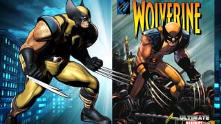 Wolverine theme remix - Marvel super heroes Vs. Street fighter