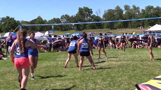 Hmong American women volleyball July 2- 2017 In St.Paul,MN