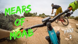 Mears of Moab | Part 2 | Porcupine in 4K
