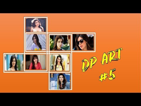 Creative Collage Photo Frame In PowerPoint Slideshow Effect | Microsoft PowerPoint Tutorial | Tech P