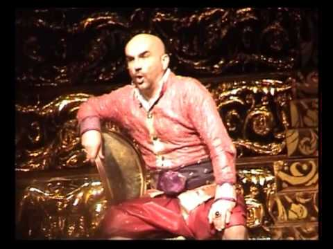 The King and I- Jerzy Jeszke - The King -2008- musical-R. Rodgers Anhaltiches Theater -Dessau