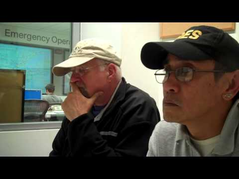ARC ARES Operations Hurricane Sandy DAY2