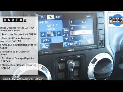 2011 Jeep Wrangler Unlimited - Thurston Honda - Ukiah, CA 95482