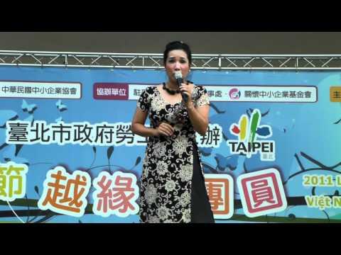 Thanh Thanh Hiền diễn tại Đài Loan