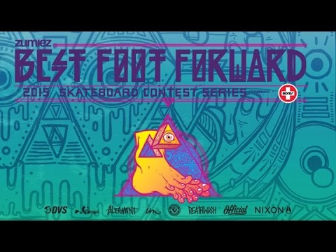 Zumiez Best Foot Forward - Episodes are on the way