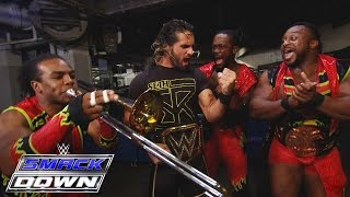 Can The New Day convince Seth Rollins of the power of positivity?: SmackDown, Oct. 1, 2015