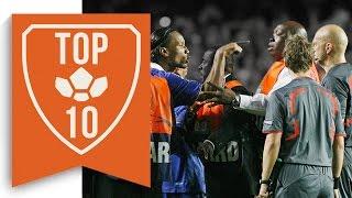 Top 10 Referee F**k Ups