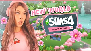 THIS MOD GIVES THE SIMS 4 A NEW WORLD! OMG!🌸