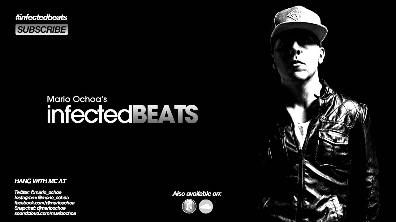 IBP090 - Mario Ochoa's Infected Beats Episode 090 (Live @ Circus Afterhours Montreal PART 1)