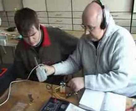 QRP Radio NIVEA