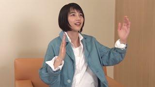 """のん、せりふなしCM第2弾公開 インタビュー動画で""""無言""""のロボットダンス披露"""