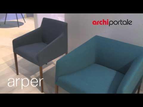 Arper - I Saloni 2011