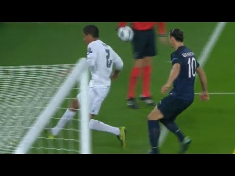 Rafael Varane vs Paris Saint-Germain 21 10 2015