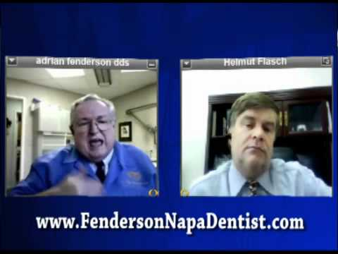 Dentist Napa Valley CA, Gum Disease & Heart Problems, Dr. Adrian Fenderson