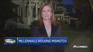 Homebuilders can't seem to keep up with millennial demand