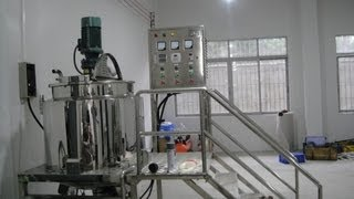 Shampoo blending mixer machine to Bolivia liquid dishwash mixing tank with electric heating rods