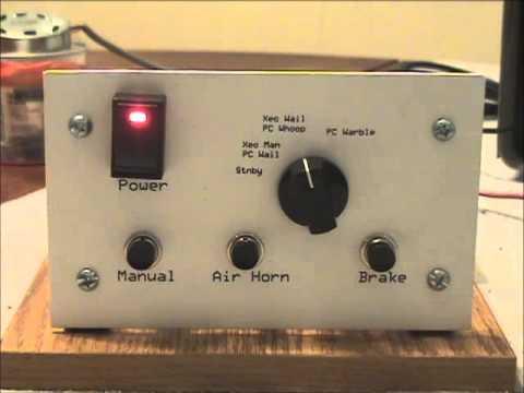 Whelen Alpha Switch for 12Q Siren - Strobes N More