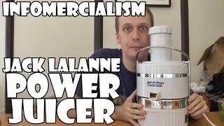 Infomercialism: Jack Lalanne Power Juicer