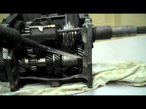 How manual transmission works (Revised). Part-1