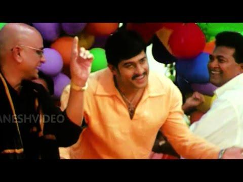 Chakram Songs - Jagamanta Kutumbam - Prabhas, Charmi video