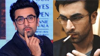 Who Challenged Ranbir Kapoor To Quit Smoking?