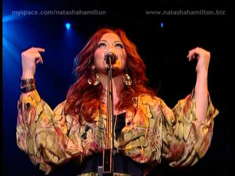 Natasha Hamilton - Live at Wembley