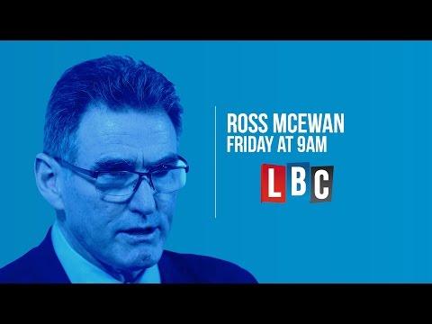 Ross McEwan, RBS Boss, Live On LBC