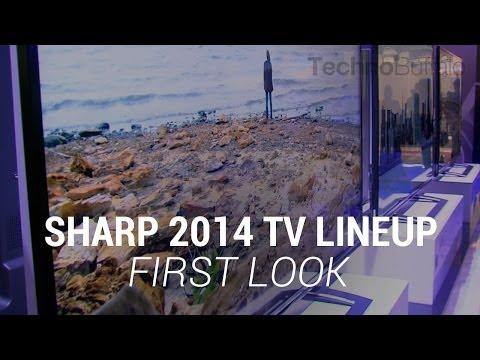 Sharp 2014 TV Lineup (Sponsored)