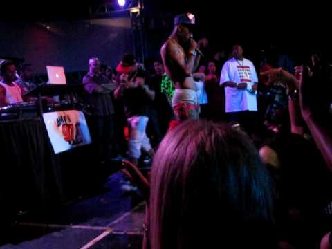 the New Boyz live @ club Vanguard