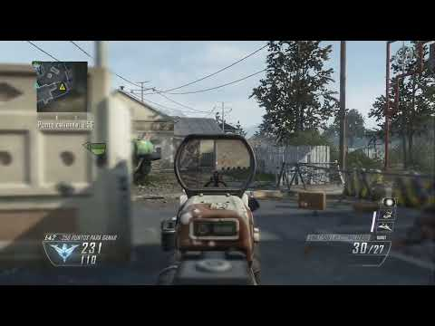 LA LIGA DE LAS ARMAS N00B - W/SWAT !! CALL OF DUTY BLACK OPS 2