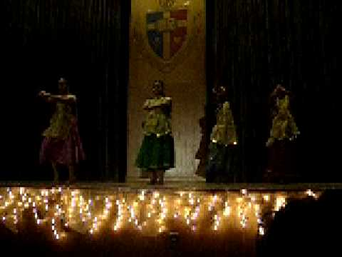Mystique Mallus '06 performance @ SJU