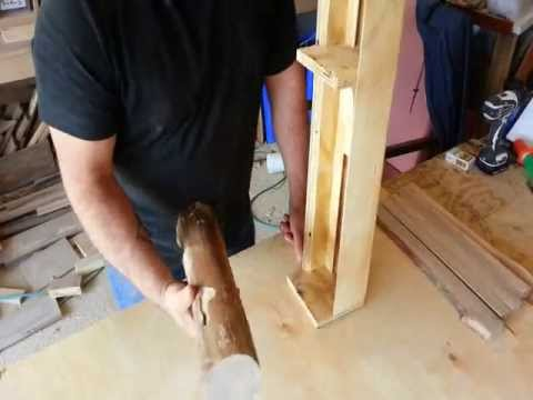 Simple Jig Turns Quot Tablesaw Quot Into Small Quot Sawmill Quot Youtube