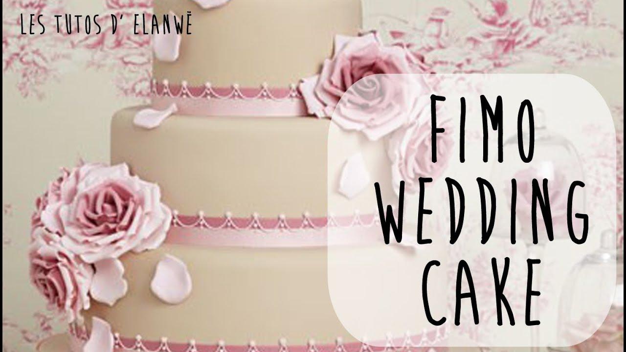 Tutoriel pâte Fimo 5 : Comment faire un gâteau ! - YouTube