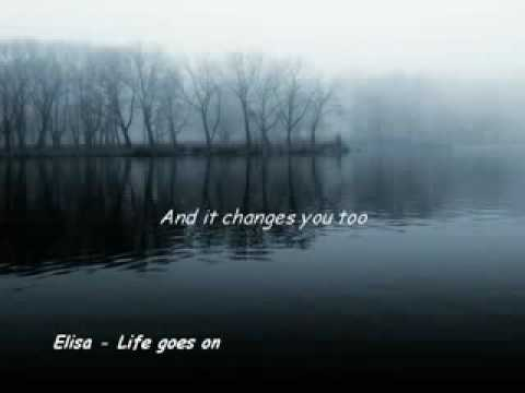 Elisa - Life Goes On