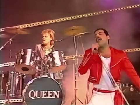 Queen - Radio Ga Ga - Sanremo 1984/02/03 [50fps] [Chief Mouse Restoration]