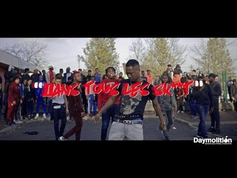 Tidark (Medusa) - Dans Tous Les Sk**t feat Daims Lazamah, Huso & Jojo Rina | Daymolition