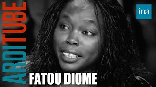 Fatou Diome: ''Je faisais femme de menage en alsace pour payer mes etudes''