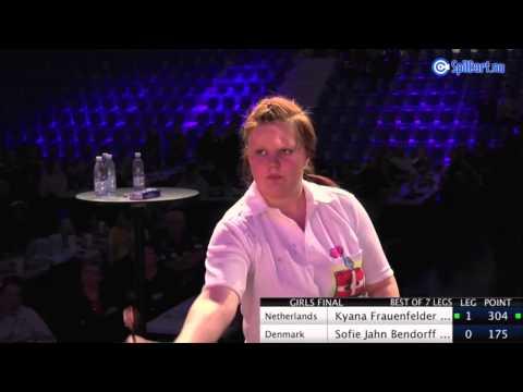 Denmark Open 2015 - girls final - Kyana Frauenfelder vs Sofie Jahn Bendorff
