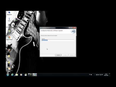 Instalação Drivers do Motorola Defy no PC